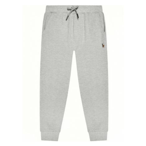 Polo Ralph Lauren Spodnie dresowe Po 322832981001 Szary Regular Fit
