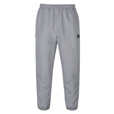 Lonsdale Cuffed Hem Woven Pants Mens