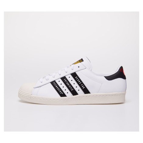 adidas x Pharrell Williams Superstar 80s Human Made Ftwr White/ Core Black/ Off White