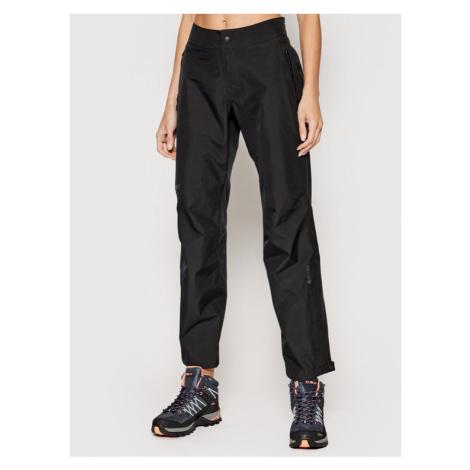 Marmot Spodnie outdoor 36130 Czarny Regular Fit