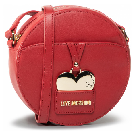 Torebka LOVE MOSCHINO - JC4293PP0AKS0500 Rosso