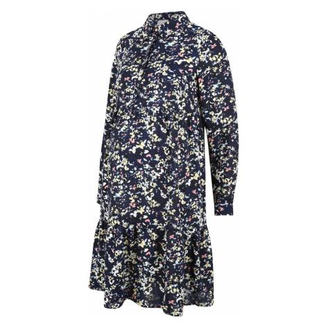 MAMALICIOUS Sukienka niebieski / mieszane kolory Mama Licious