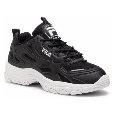 Fila Sneakersy Eletto Low 1010975.25Y Czarny