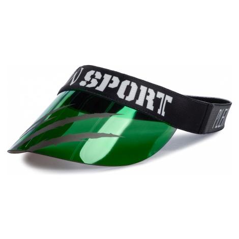 Daszek PLEIN SPORT - Visor Hat 000 MAC0396 STE003N Green 05