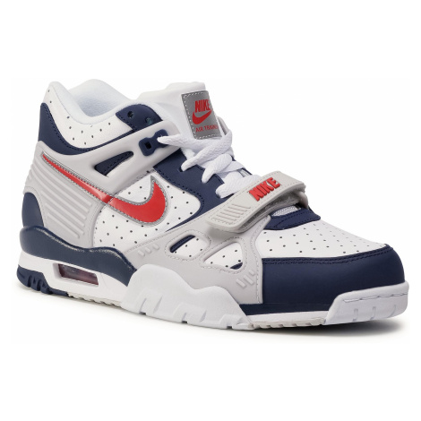 Buty NIKE - Air Trainer 3 CN0923 400 Midnight Navy/University Red