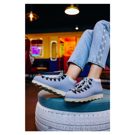 Buty Native Fitzsimmons Citylite Bell Blue Bone White 31106800-4983 Bell Blue/bone White Native Shoes