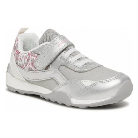 Geox Sneakersy J Jocker Pl.G.A J15AUA 010AJ C0434 S Szary