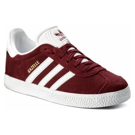 Buty adidas - Gazelle C CQ2914 Cburgu/Ftwwht/Ftwwht