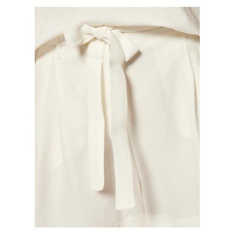 TwinSet Szorty materiałowe 191TT2309 Biały Regular Fit