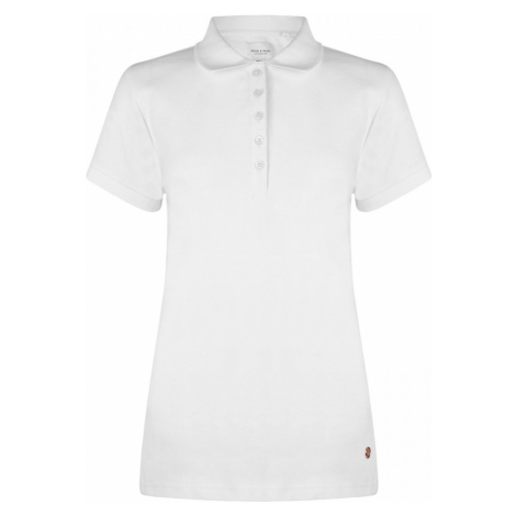 Rock and Rags Polo Shirt Ladies