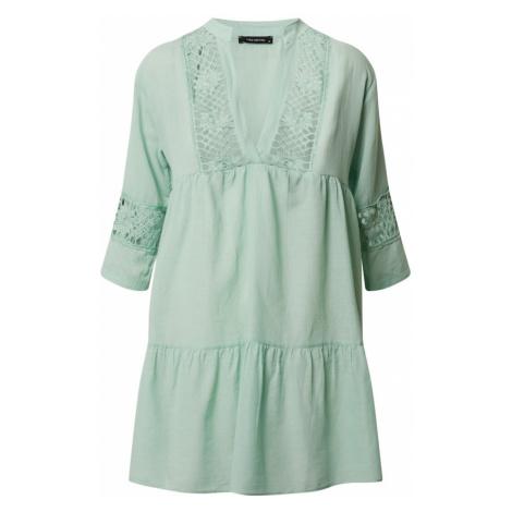 Trendyol Sukienka koszulowa miętowy