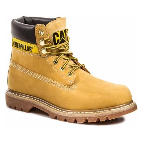 Trapery CATERPILLAR - P306831 Żółty