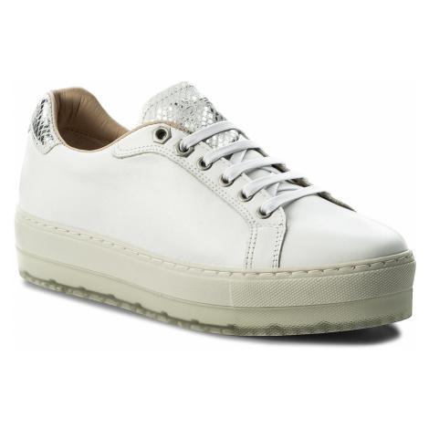 Sneakersy DIESEL - S Andyes W Y01253 P1441 H6343 White/Nickel