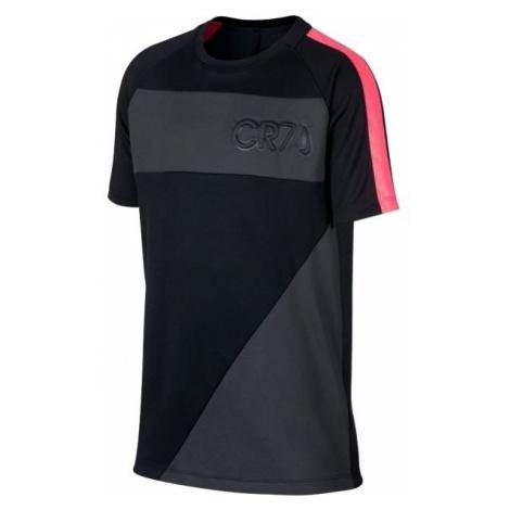 Nike CR7 B NK DRY TOP SS - Koszulka sportowa chłopięca
