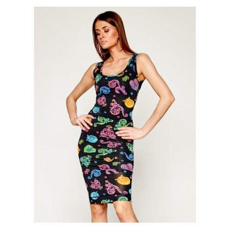 Sukienka letnia Versace Jeans Couture