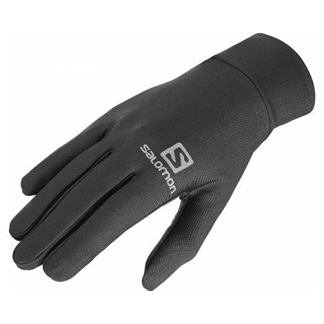 rękawice Salomon Agile Warm Glove U - Black