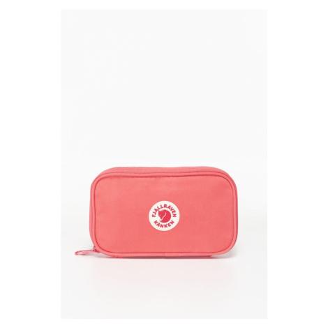 Portfel Fjallraven Kanken Travel Wallet 319 Peach Pink Fjällräven