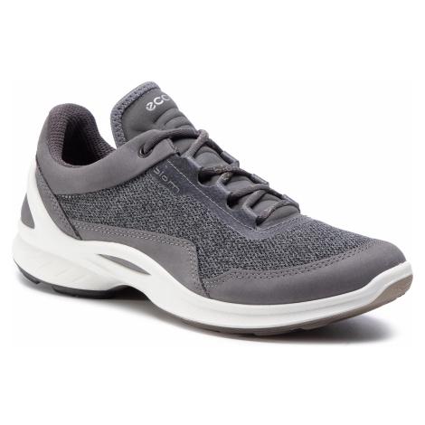Sneakersy ECCO - Biom Fjuel 83760301244 Titanium