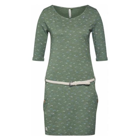 Ragwear Sukienka 'TANYA ORGANIC' zielony