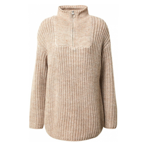OBJECT Sweter 'Stella' beżowy