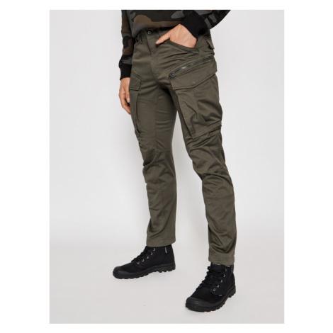 G-Star Raw Spodnie materiałowe Rovic D02190 5126 1260 Szary Regular Fit