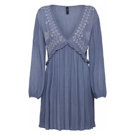 Y.A.S Sukienka 'Floy' niebieski / szary