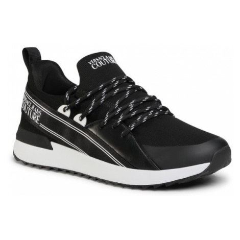 Versace Jeans Couture Sneakersy E0YZASG5 Czarny