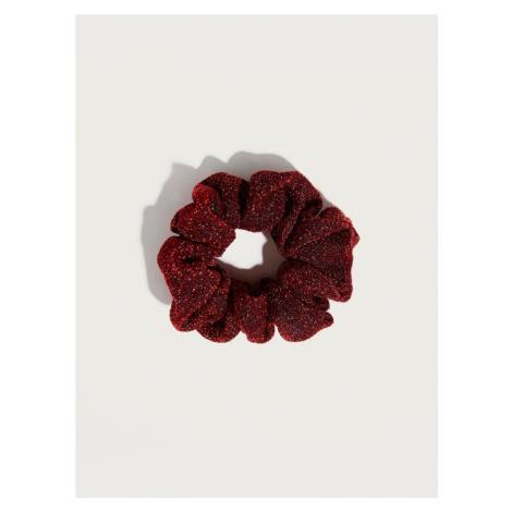 Pico For EDITED Biżuteria do włosów 'Glitter' czerwony