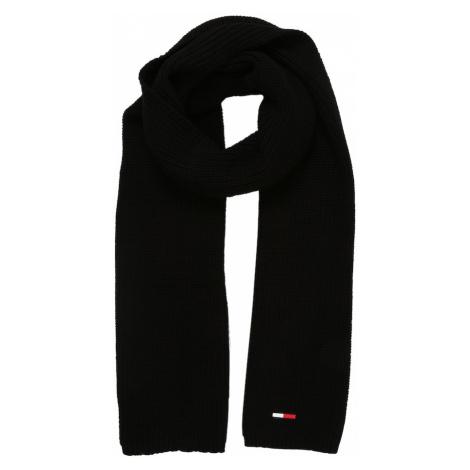 Tommy Jeans Szalik ciemny niebieski / czerwony / czarny / biały Tommy Hilfiger