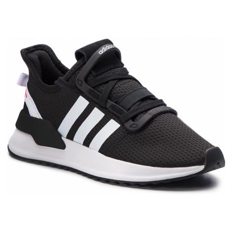 Buty adidas - U Path Run J G28108 Cblack/Ftwwht/Shored
