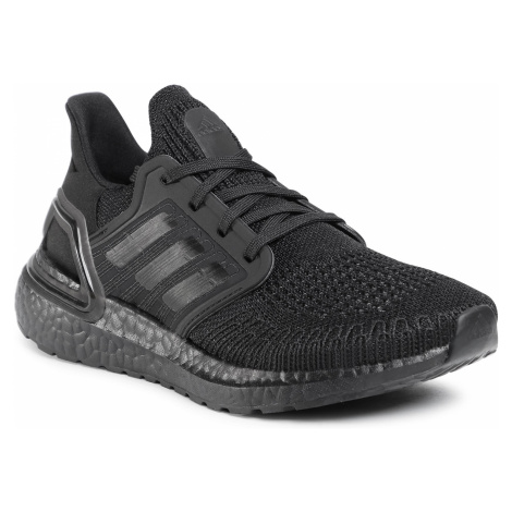 Buty adidas - Ultraboost 20 W FU8498 Core Black/Core Black/Solar Red