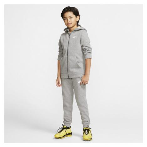 Dres dla dużych dzieci (chłopców) Nike Sportswear - Szary