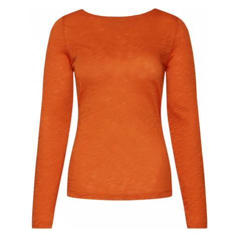 Marc O'Polo Bluzka M08 2261 52199 Pomarańczowy Regular Fit