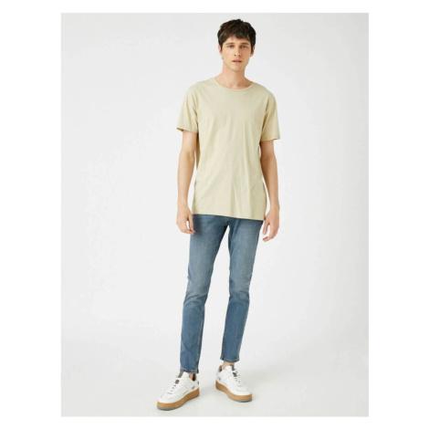Koton Men's Jeans Indigo 1yam43027ld