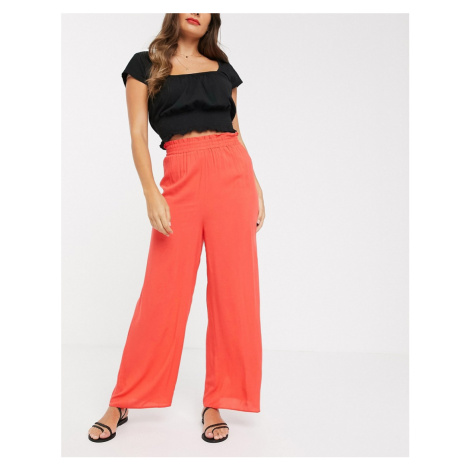 Nobody's Child relaxed trousers with shirred waist
