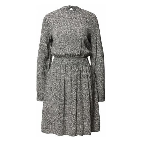 OBJECT Sukienka 'Lita' szary / biały