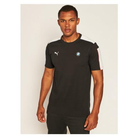 Puma T-Shirt Bmw Mms T7 Tee 597993 Czarny Regular Fit