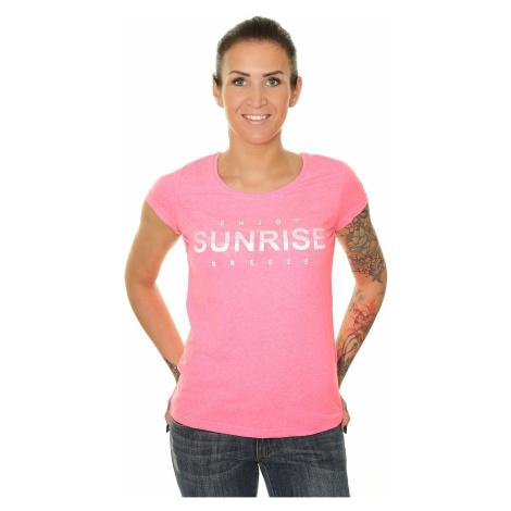 T-shirt 4F H4L19-TSD015 - 54M/Pink Melange