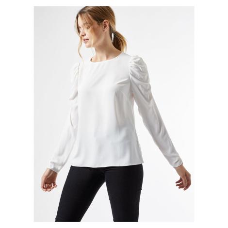 Biała bluzka Dorothy Perkins