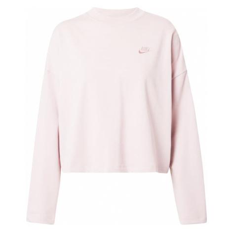 Nike Sportswear Koszulka bladofioletowy