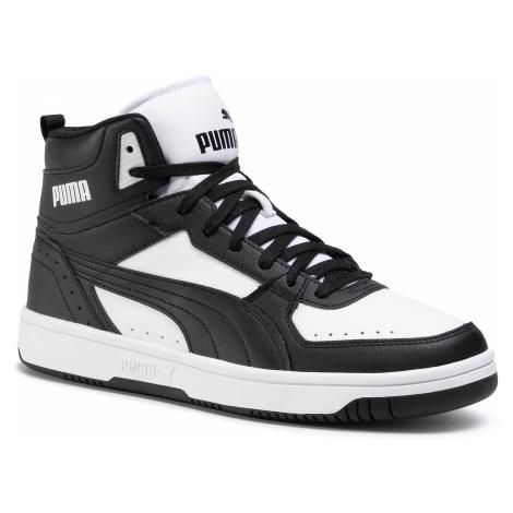 Sneakersy PUMA - Rebound Joy 374765 01 Black/Puma Black/Puma White