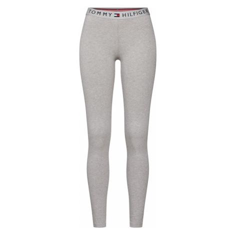 Tommy Hilfiger Underwear Spodnie od piżamy nakrapiany szary