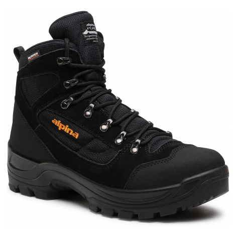 Trekkingi ALPINA - Henry Blag 695N-1 Black/Orange