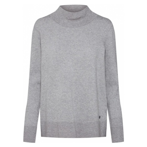 ESPRIT Sweter jasnoszary