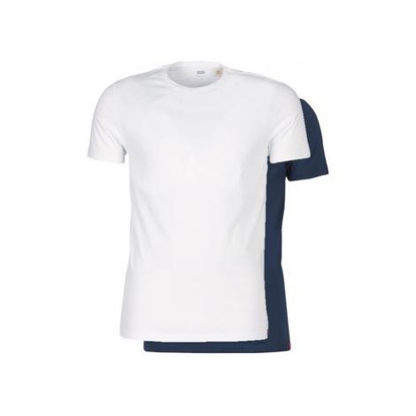 T-shirty z krótkim rękawem Levis SLIM 2PK CREWNECK 1 Levi´s