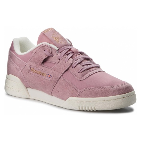 Buty Reebok - Workout Lo Plus CN4623 Infused Lilac/Chalk/Rose