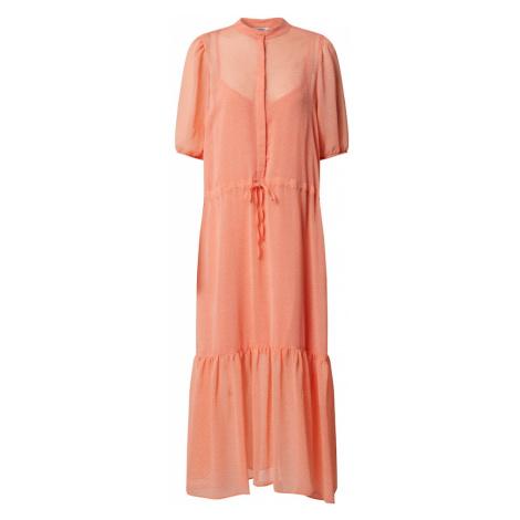 Mbym Sukienka 'Newsha' pomarańczowy