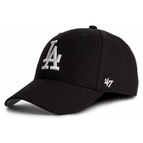 Czapka z daszkiem 47 BRAND - Los Angeles Dodgers 47 B-MVP12WBV-BKW Granatowy