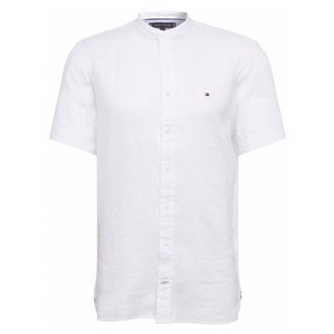 TOMMY HILFIGER Koszula nakrapiany biały