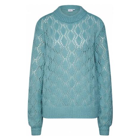 SAINT TROPEZ Sweter miętowy